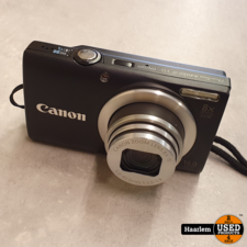 Canon Canon A4050 IS 16Mp camera in nette staat in doos