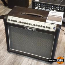 Crate FlexWave 65/112 gitaarversterker in nette staat inclusief pedaal Crate FlexWave 65/112 gitaarversterker in nette staat inclusief pedaal