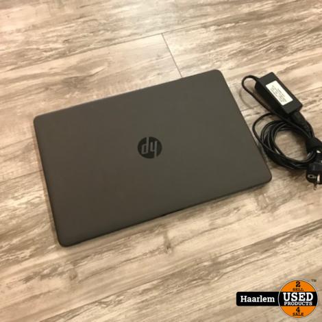 HP 250 G6 i3 6e gen laptop nieuwstaat   2.0Ghz - 4Gb - 128Gb SSD - W10