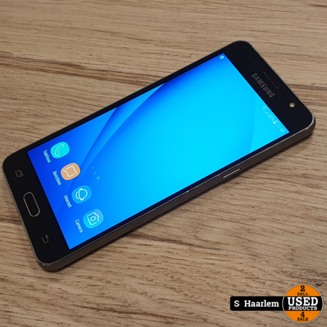 Samsung Galaxy J5 2016 16Gb Black in nette staat