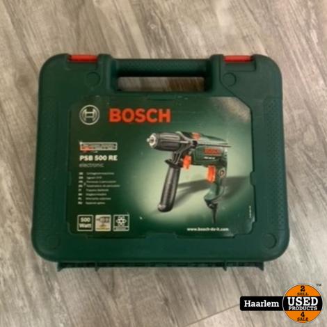 Bosch PSB500 RE Klopboormachine