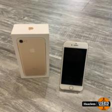 Apple iphone 7 Apple Iphone 7 32GB Gold met nieuwe accu!