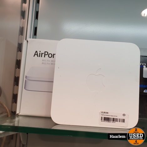 AirPort Extreme Apple A1143 in doos