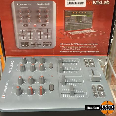 M-Audio torq mixlab