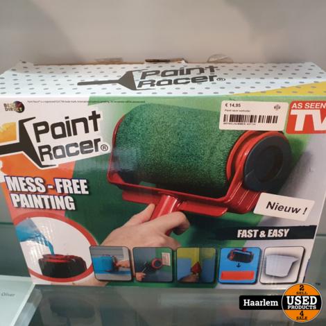 Paint racer verfroller nieuw in doos