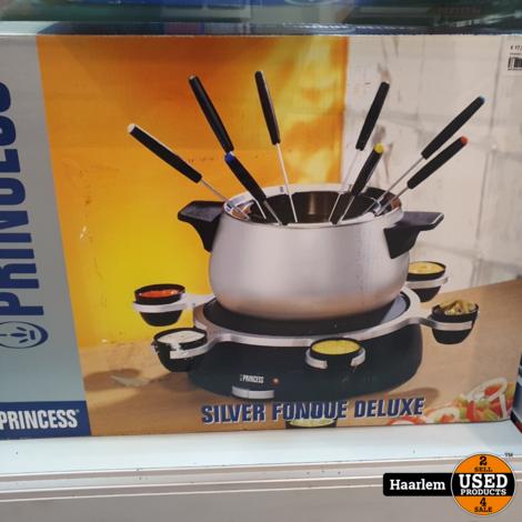 Princess kaas Fondeu Deluxe niet gebruikt in doos
