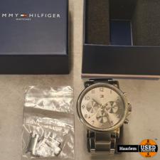 Tommy hilfiger TH1710382 Tommy hilfiger TH1710382 horloge in nette staat in doos
