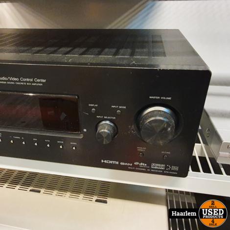 Sony STR-DG520 5.1 Surround receiver met HDMi