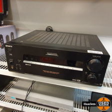 sony Sony STR-DB830 7.1 Receiver - Krachtpatser! met afstandsbediening