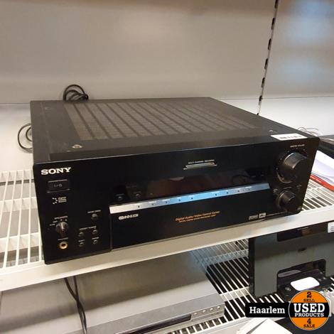 Sony STR-DB830 7.1 Receiver - Krachtpatser! met afstandsbediening