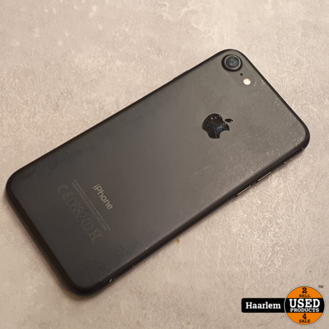 Apple iPhone 7 128GB Black in prima staat
