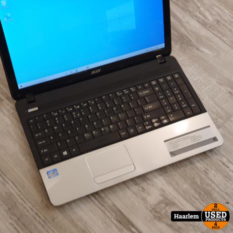 Acer E1-571 i3 laptop | 2.50Gh - 6Gb - 750Gb - W10