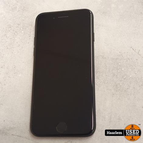 Apple iPhone 7 128GB Black zeer net met nieuwe accu!