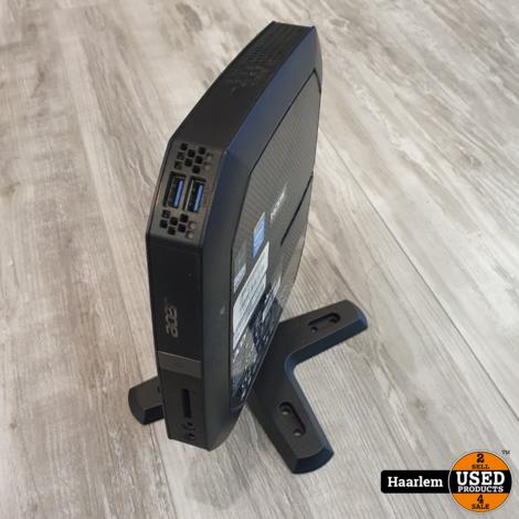 Acer Veriton N2620G mini desktop pc - 4GB - 320GB - W10  - HDMI & Wifi