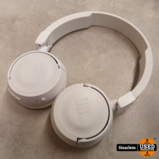 jbl JBL Tune 450BT Bluetooth koptelefoon White in nette staat