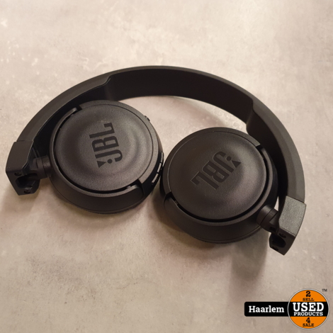 JBL Tune 460BT Bluetooth koptelefoon Black in nette staat