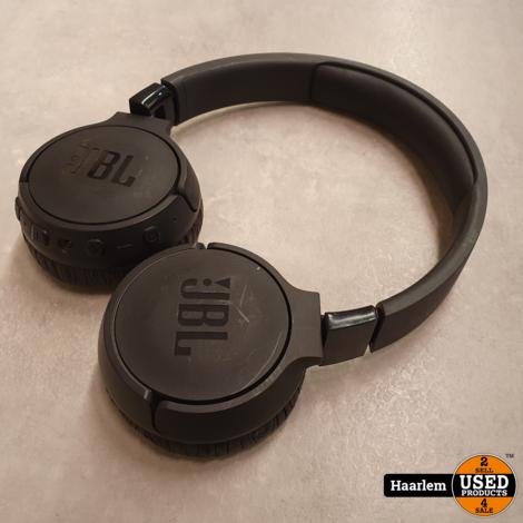 JBL Tune 660BTNC Bluetooth koptelefoon Black in nette staat met Noise Cancelling