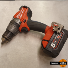 Milwaukee Milwaukee M18 FPD accu klopboormachine zonder koolborstels + accu