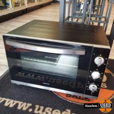 oven Inventum OV606CS hete lucht bakoven 2200 Watt in nette staat