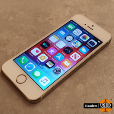 iphone Apple iPhone 5S 16Gb Gold in nette staat