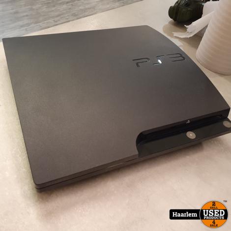 Sony Playstation 3 Slim 120Gb inclusief kabels