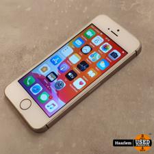 iphone Apple iPhone SE 64Gb Space Grey met nieuwe accu!
