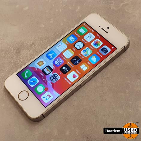 Apple iPhone SE 64Gb Space Grey met nieuwe accu!