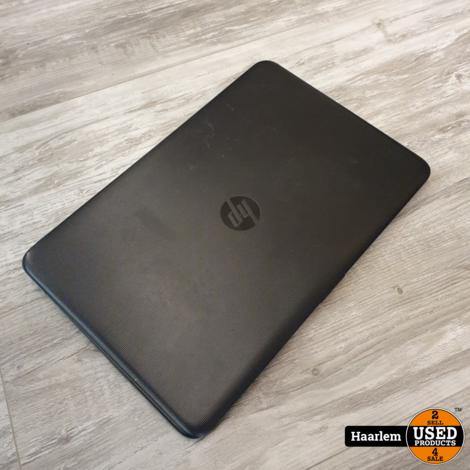 HP 15ay164nd laptop i5 7200 - 4GB - 128GB SSD - W10 inclusief oplader
