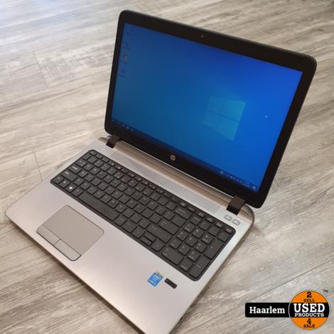 HP Probook 450 G2 i5 laptop   1.70Ghz - 4Gb - 120Gb SSD - W10 pro