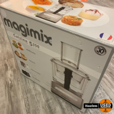 Magimix Magimix cuisine 5200 keukenmachine nieuw in doos