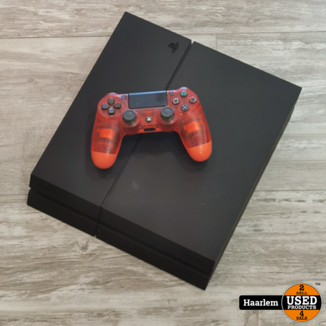 Playstation 4 1TB met controller