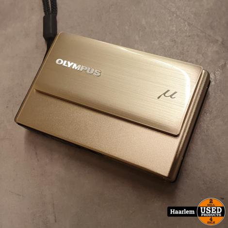 Olympus u1070 12 megapixel camera in nette staat