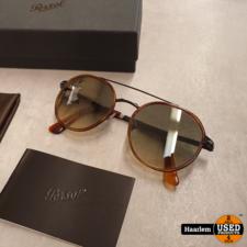 Persol Persol 2456-S 1094/32 Black & Havana Zonnebril als nieuw in doos