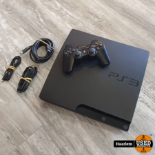 sony Playstation 3 160GB in nette staat inclusief accessoires