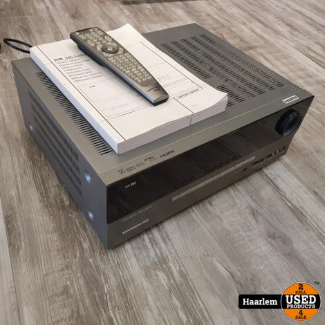 Harman Kardon AVR 245 7.1 receiver met HDMi en afstandsbediening
