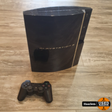 sony Sony Playstation 3 60GB phat speelt PS2 - PS3 games af