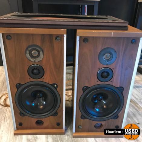B&W DM4 luidsprekers
