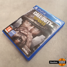 ps4 Call of Duty WWII Playstation 4 game