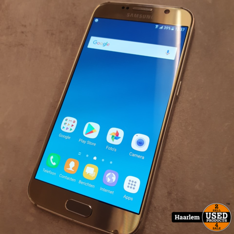 Samsung galaxy S6 32GB in prima staat
