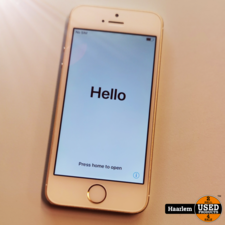 Apple Apple iPhone 5s 16gb gold zonder lader