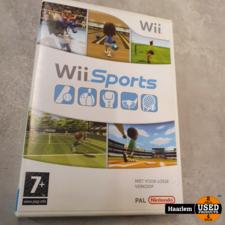 Nintendo Wii Sports game Nintendo Wii Sports game