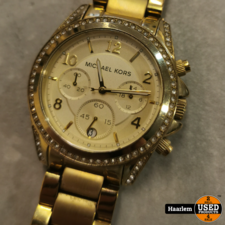Michael Kors Michael kors mk5166 horloge in zeer nette staat