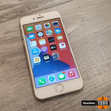 Apple iphone 6S 16GB in nette staat met nieuwe accu!