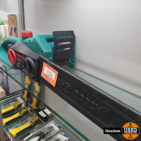 Bosch ake 30 s ketting zaag in prima staat