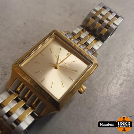 Paul Valentine Vindemia horloge in nette staat