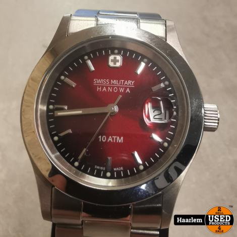 Horloge Unisex Hanowa Swiss military 6-5023