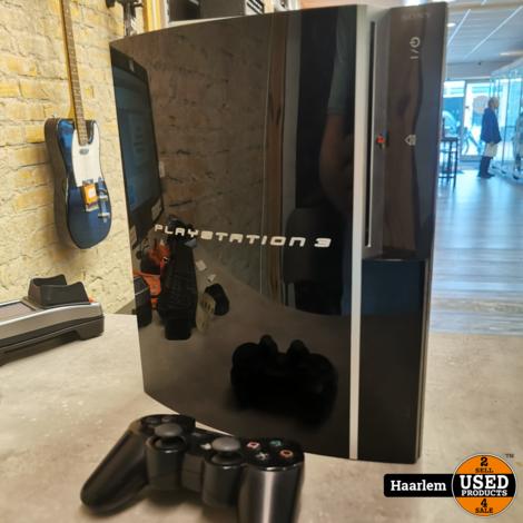 Playstation 3 80 gb met 1 controller in nette staat