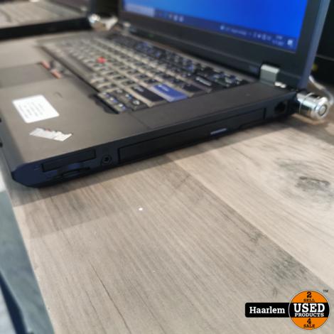 Lenovo ThinkPad T520 15.6 inch i5-2520M 2.50Ghz  4GB - 320GB Hdd