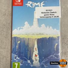Nintendo Switch game Rime