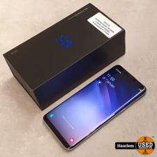 Samsung Samsung Galaxy S8 64Gb Orchid Grey in doos met oplader